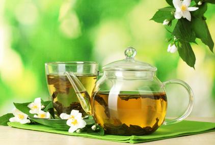 Eine Tasse Tee kann Linderung schaffen